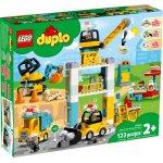 Macara turn si constructie Lego Duplo