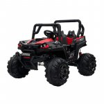 Masinuta electrica de teren 12V Nichiduta Jeep UTV Racing Red
