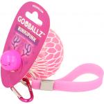 Minge tip strugure fosforescenta Gooballz Keycraft KCGP205 roz