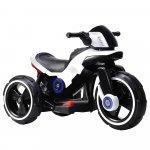 Motocicleta electrica 6V cu sunete Nichiduta White