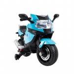 Motocicleta electrica cu scaun de piele Nichiduta Racing Blue