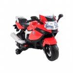 Motocicleta electrica cu scaun de piele Nichiduta Racing Red
