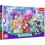 Puzzle Trefl Maxi Familia Enchantimals 24 piese