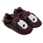 Pantofiori din piele Smiley Doggies S 12,5 cm
