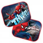 Parasolar auto Disney Spiderman 2 buc/set Seven