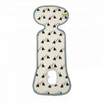 Protectie antitranspiratie scaun auto GR 0  bumbac organic Tucani