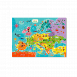Puzzle Descopera Europa (100 piese)