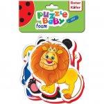 Puzzle bebe animale de la Zoo 18 piese Roter Kafer