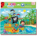 Puzzle pirati 24 piese Roter Kafer