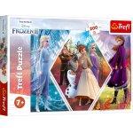 Puzzle Trefl Disney Frozen 2 Surorile in tinutul inghetat 200 piese