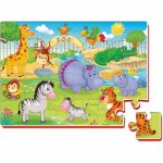 Puzzle zoo 24 piese Roter Kafer