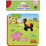Puzzle magnetic ferma Roter Kafer