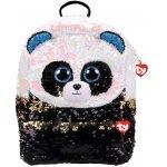 Rucsac cu paiete ursul panda Bamboo 2 compartimente Ty