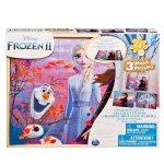 Set 3 Puzzle din lemn Frozen 2