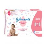 Servetele umede Johnsons Baby Gentle All Over 3x72 buc