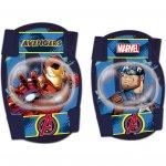 Set protectie cotiere si genunchiere Avengers Seven SV9062