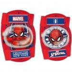 Set protectie cotiere si genunchiere Spiderman Seven SV9063