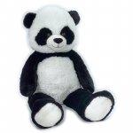 Jucarie de plus urs panda mare