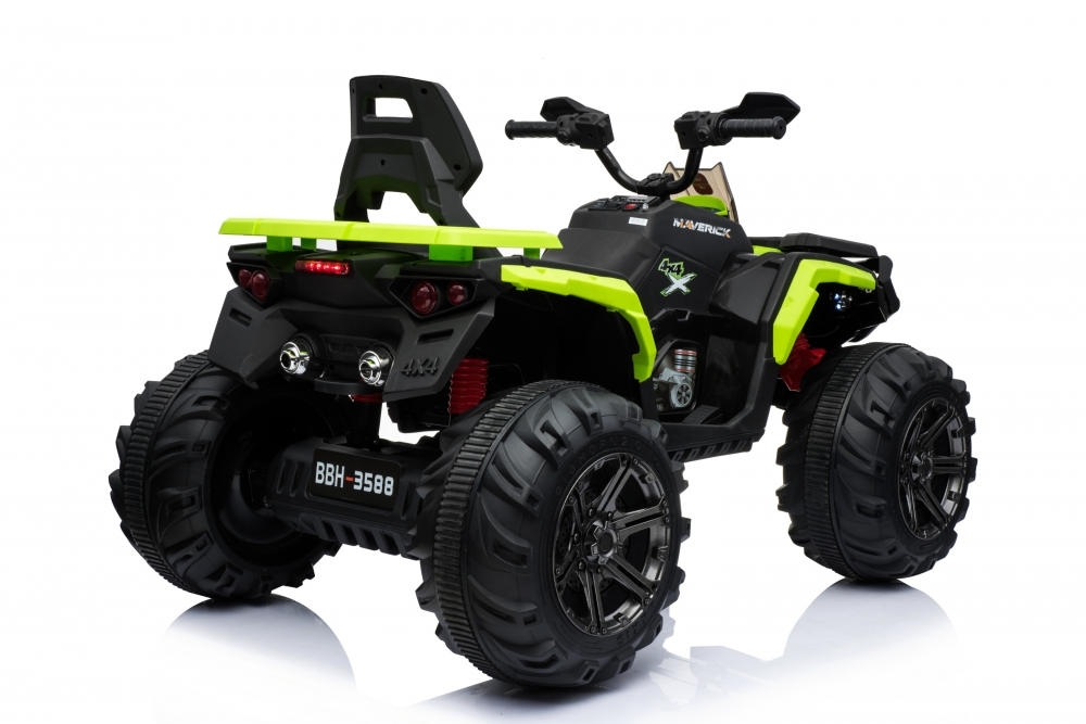 Atv electric cu doua motoare 12V Nichiduta Hunter Green