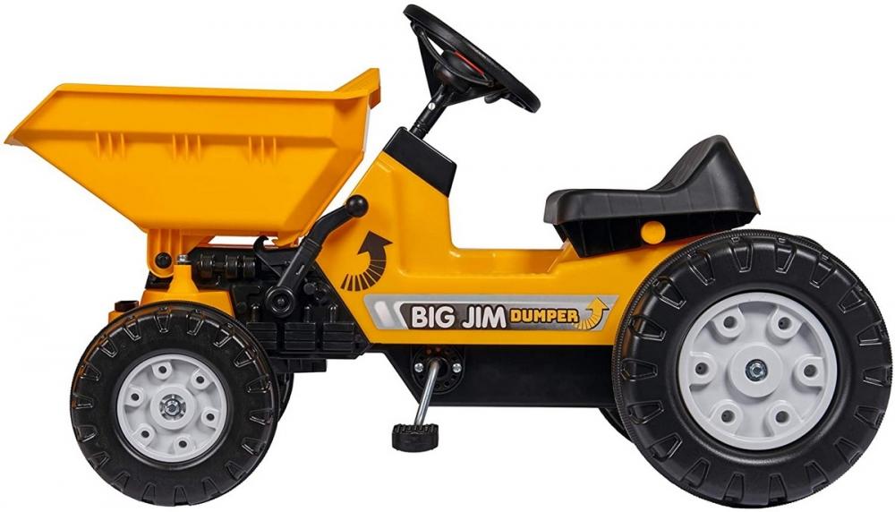 Tractor cu pedale Big Jim Dumper imagine
