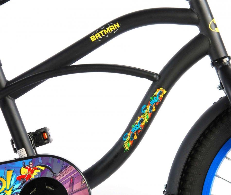 Bicicleta Volare Batman 18 inch