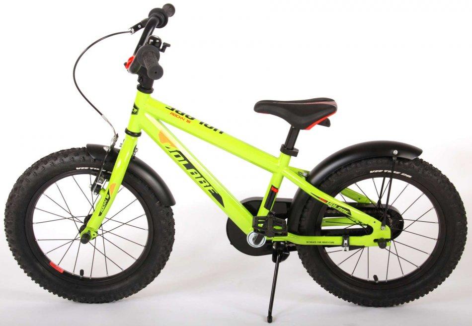 Bicicleta Volare Rocky 16 inch verde