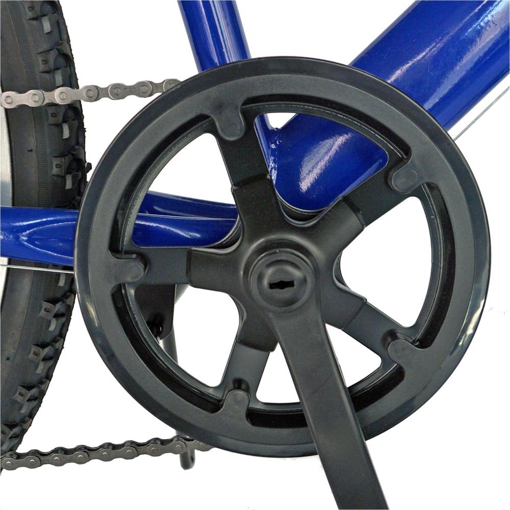 Bicicleta Urban 26 Rich R2673A 6 viteze culoare albastruverde