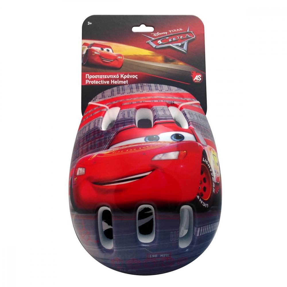 Casca de protectie Cars imagine