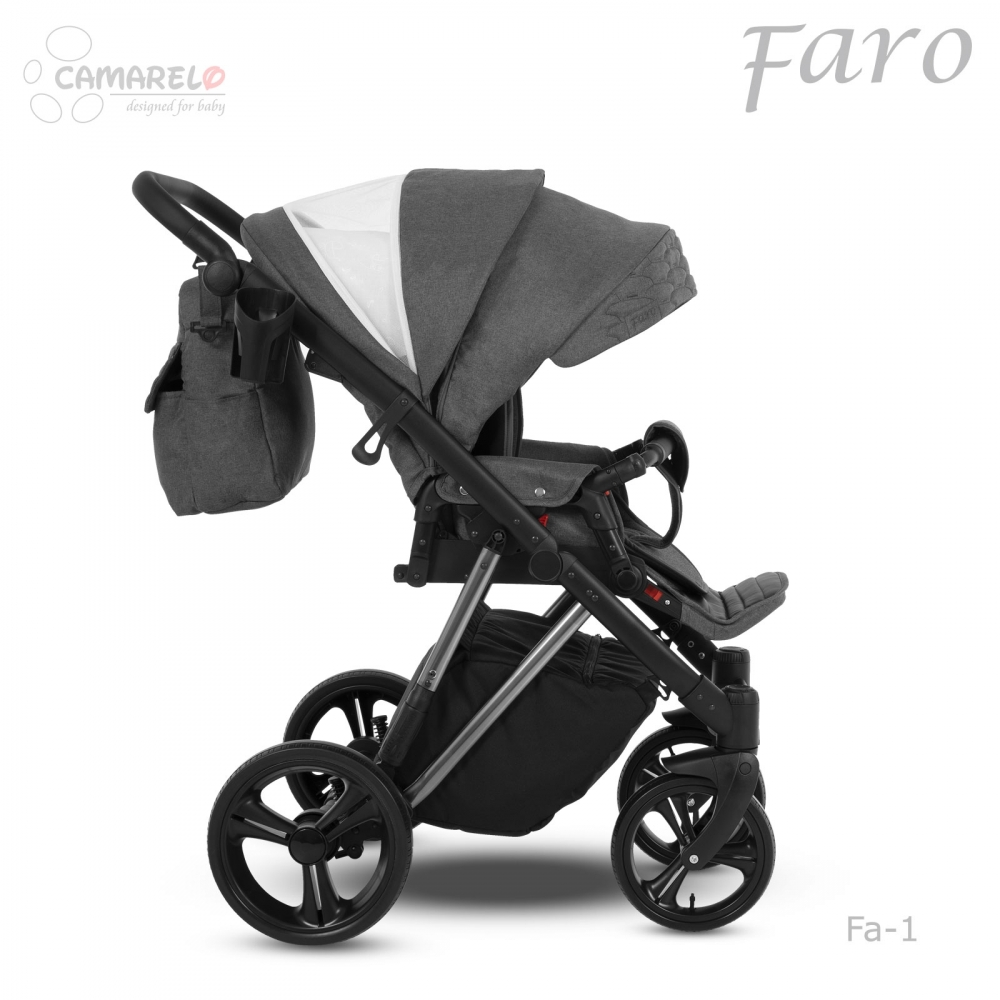 Carucior copii 2 in 1 Faro Camarelo Fa-1 imagine
