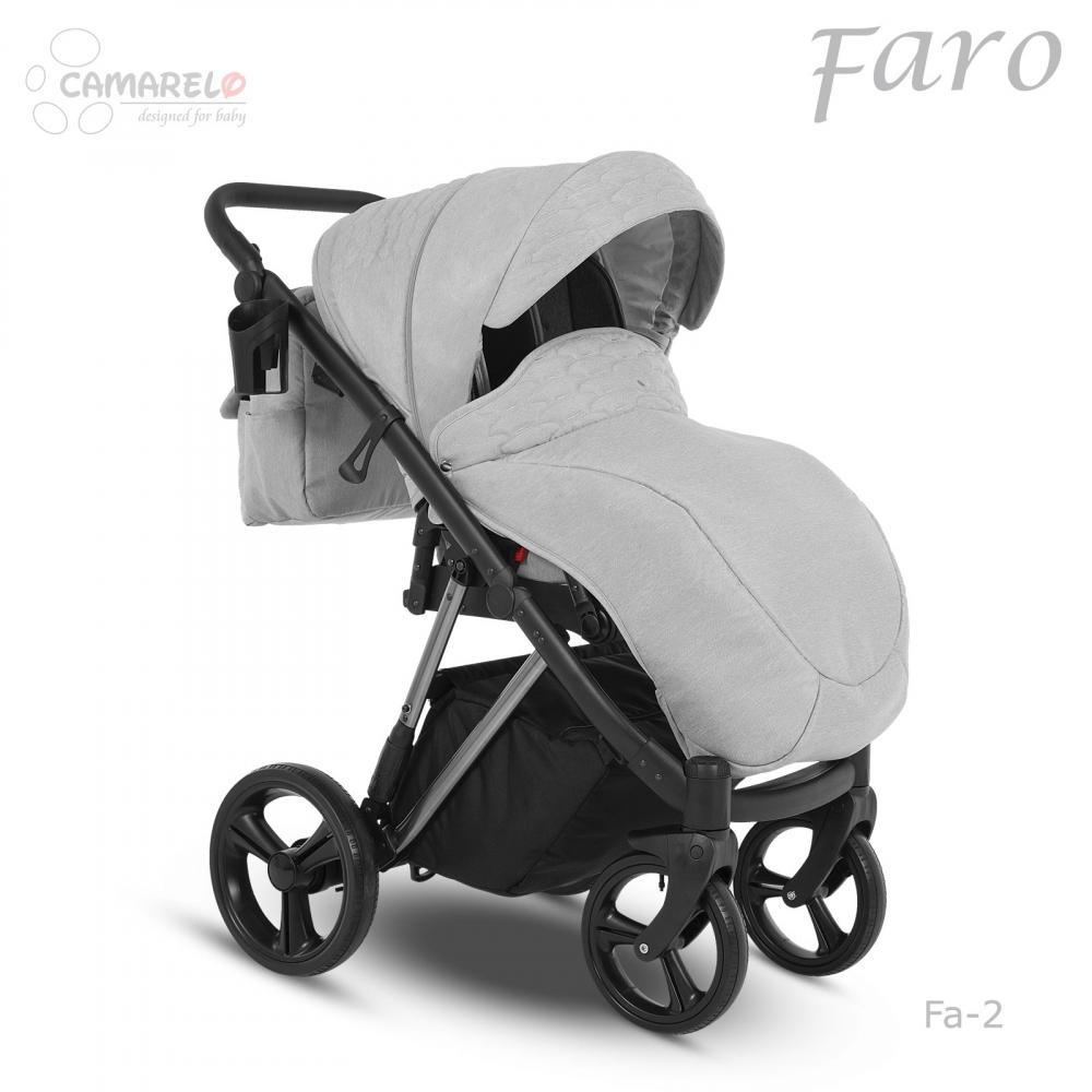Carucior copii 2 in 1 Faro Camarelo Fa-2 imagine