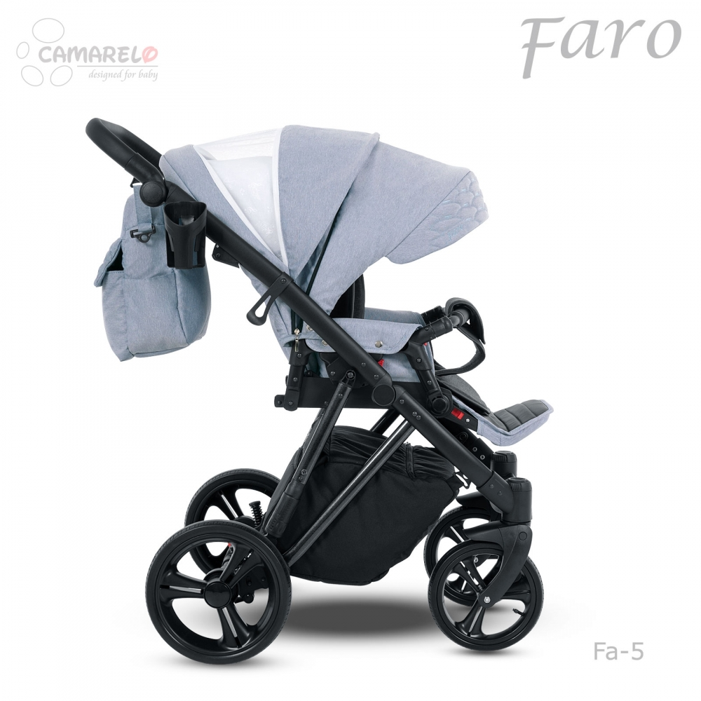 Carucior copii 2 in 1 Faro Camarelo Fa-5 imagine