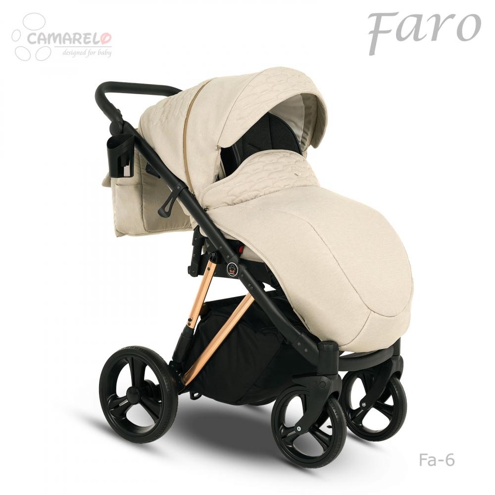 Carucior copii 2 in 1 Faro Camarelo Fa-6