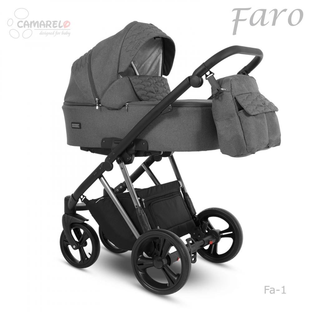 Carucior copii 3 in 1 Faro Camarelo Fa-1 imagine