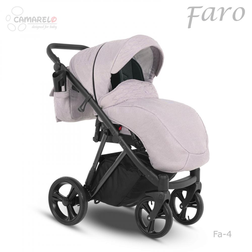 Carucior copii 3 in 1 Faro Camarelo Fa-4