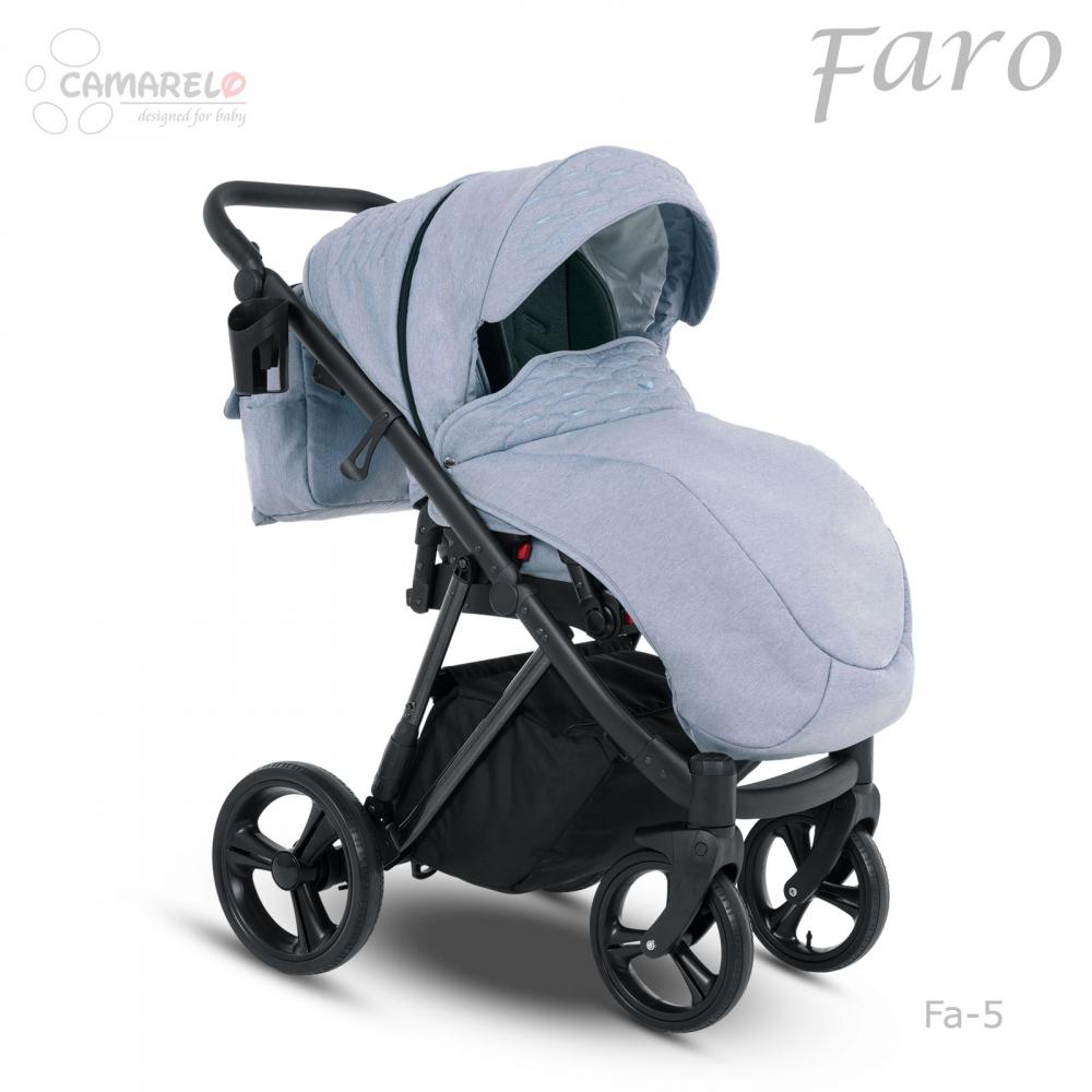 Carucior copii 3 in 1 Faro Camarelo Fa-5