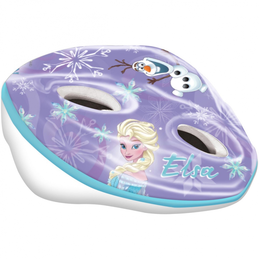 Casca de protectie Frozen 52-56 cm Disney imagine