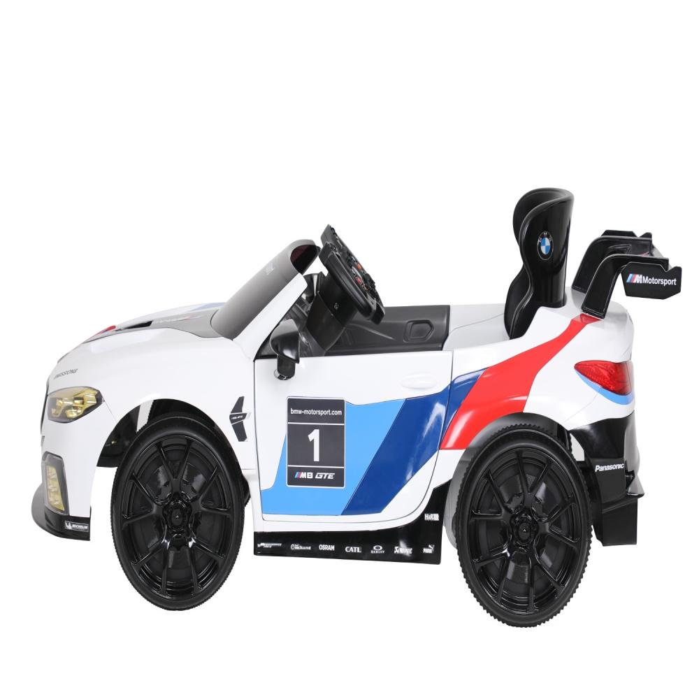 Masina electrica copii BMW M8 GTE Racing - 4