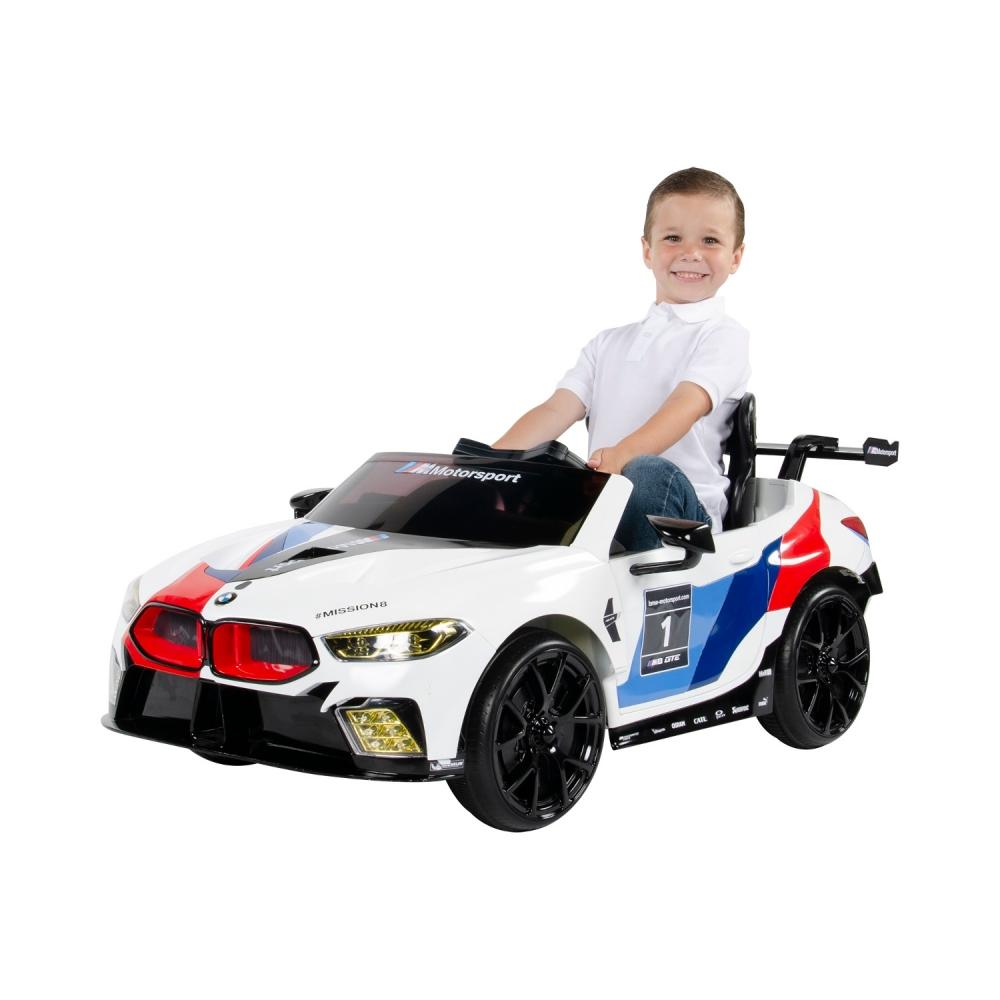 Masina electrica copii BMW M8 GTE Racing - 5