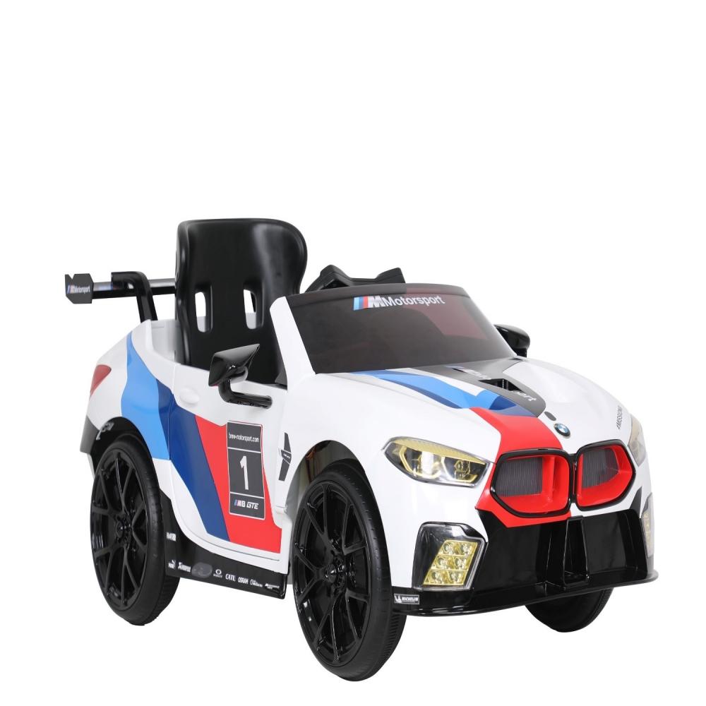 Masina electrica copii BMW M8 GTE Racing - 6