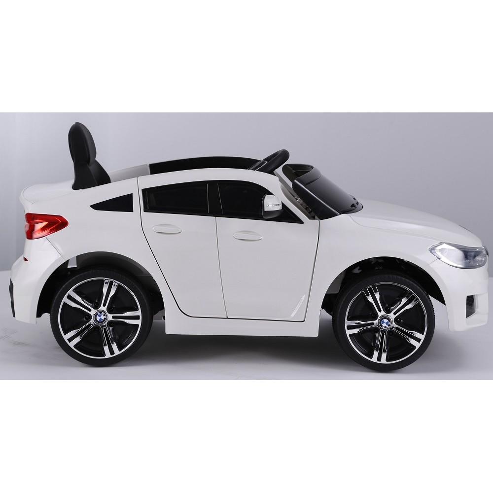 Masinuta electrica 12V BMW Seria 6 GT alb