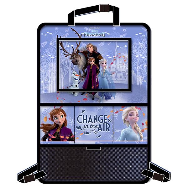 DISNEY Organizator auto si carucior cu suport de tableta Frozen Disney CZ10273