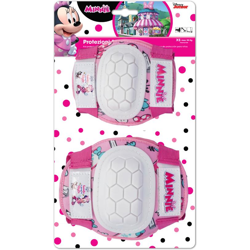 Set protectie cotiere si genunchiere Pro Minnie XS Disney