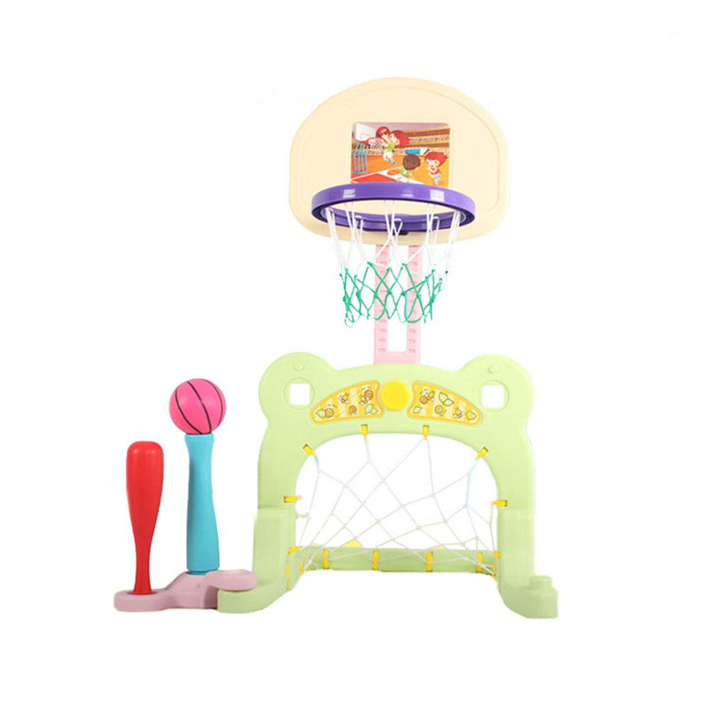 Set de joaca 2 in 1 Nichiduta Garden Sport Green imagine