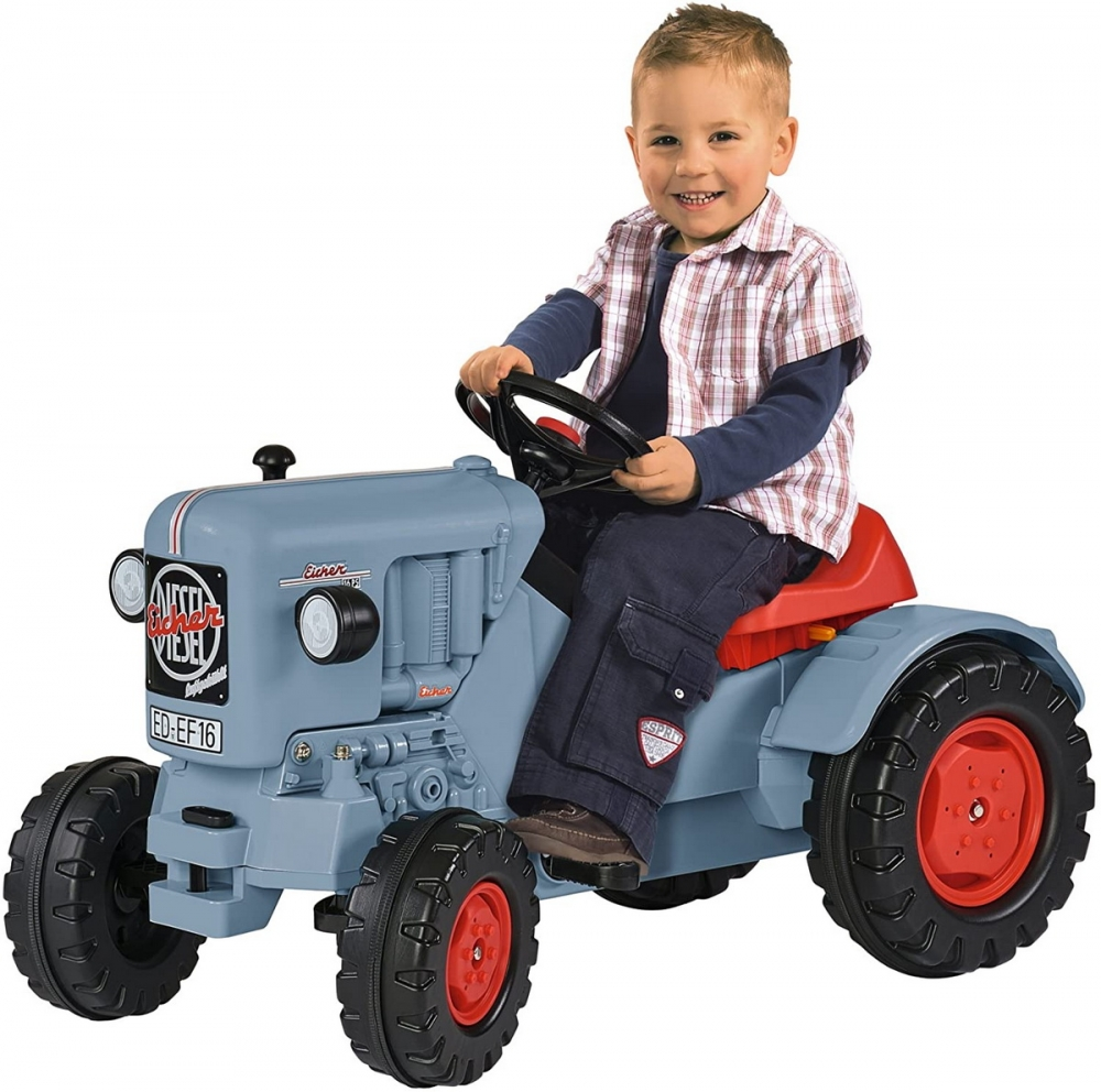 Tractor cu pedale Eicher Diesel Ed 16