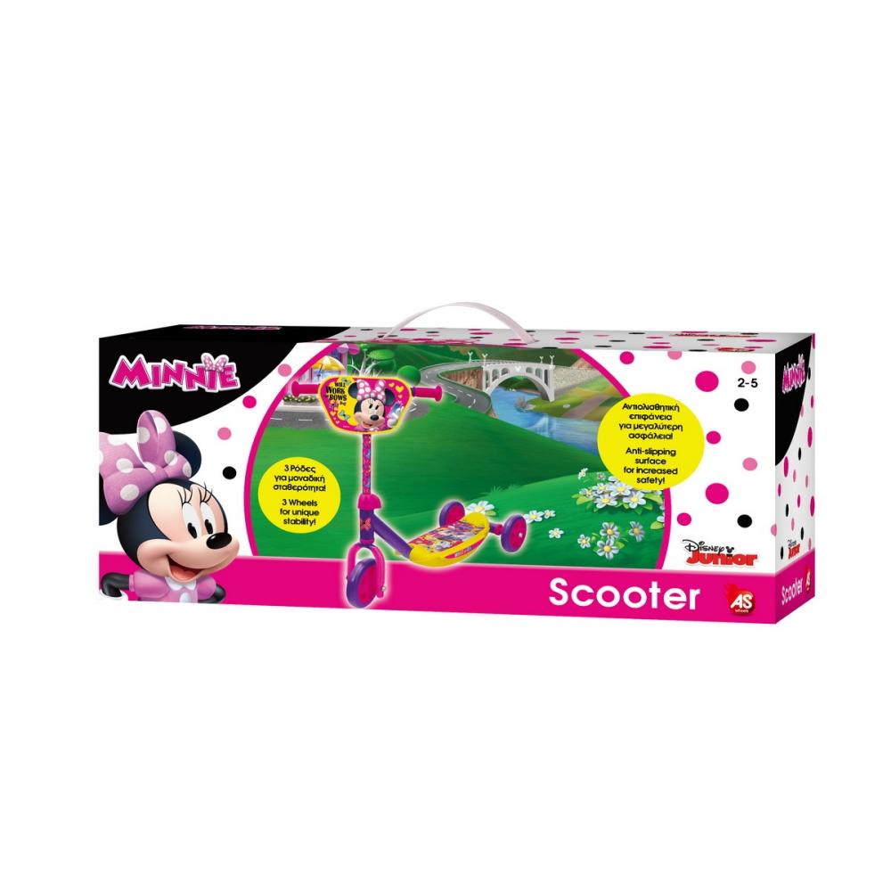 Trotineta cu 3 roti Disney Minnie imagine