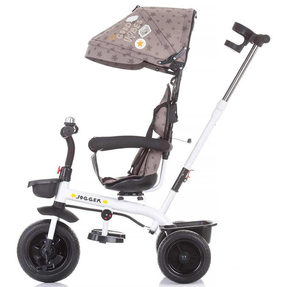Tricicleta Chipolino Jogger mocca
