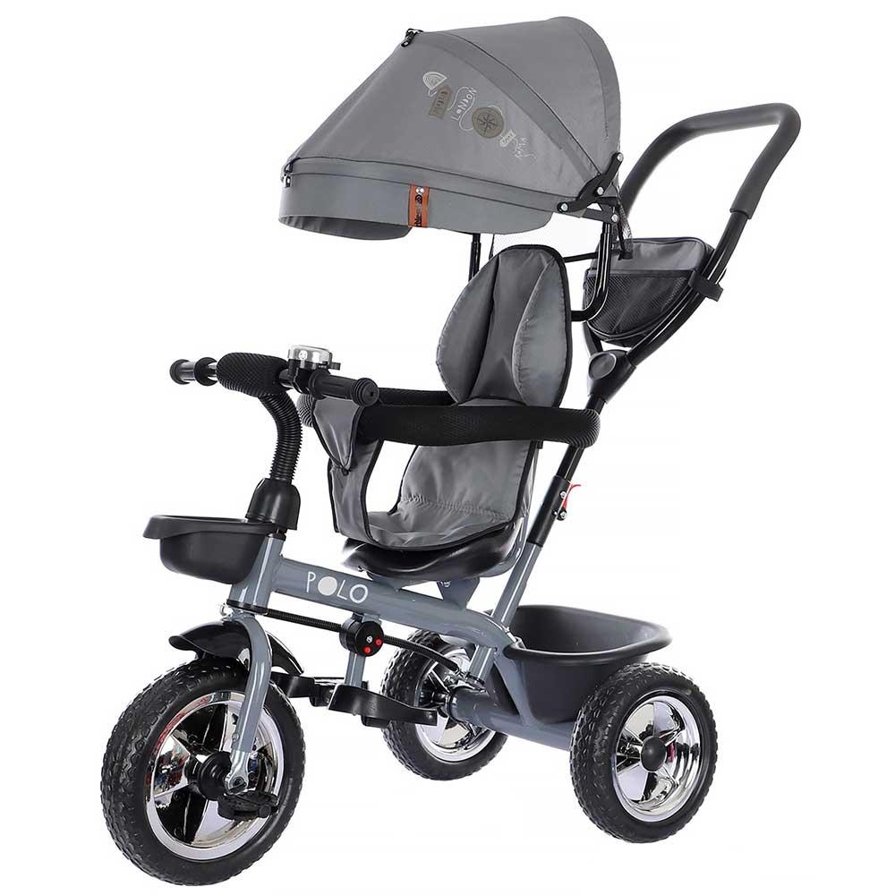 Tricicleta Chipolino Polo grey imagine