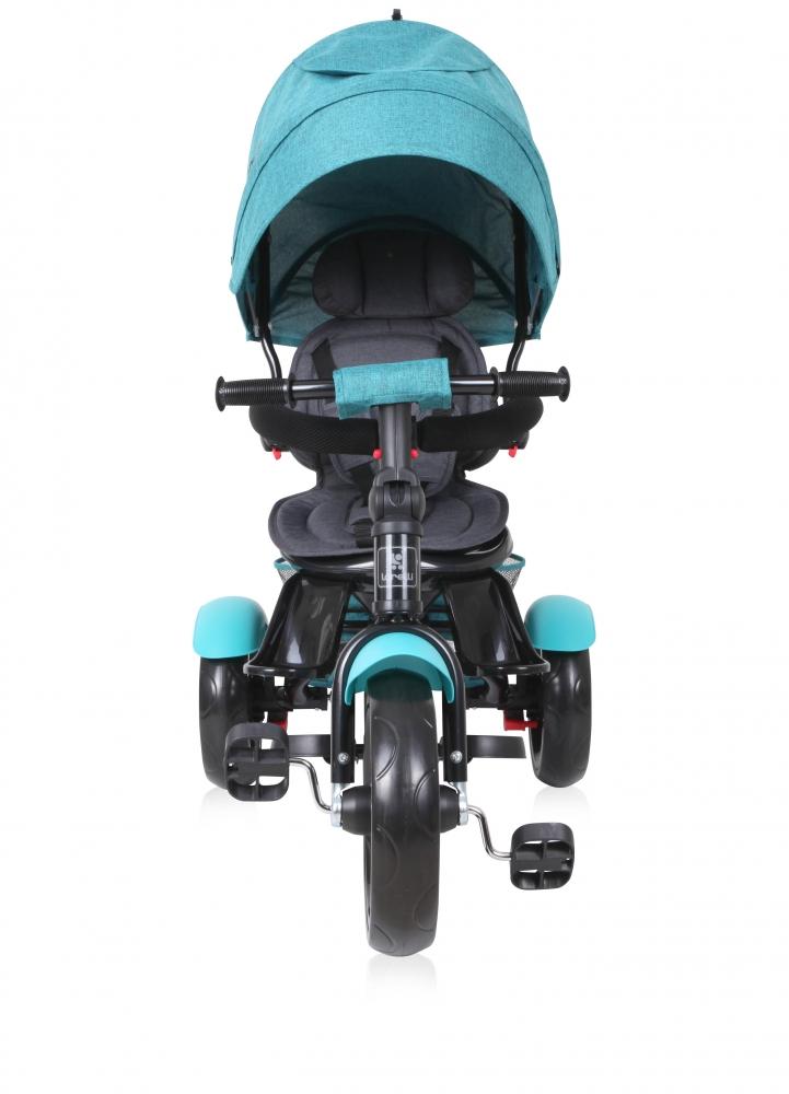 Tricicleta multifunctionala 4 in 1 Neo Green Luxe imagine