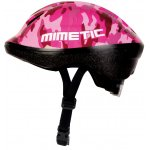 Casca pentru copii marime M Mimetic pink Bellelli