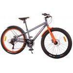 Bicicleta E&L Rocky 24 inch 6 viteze portocalie